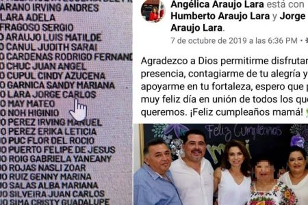 Esto ya es el colmo: hermano de Angélica Araujo, en la lista de seguro de desempleo