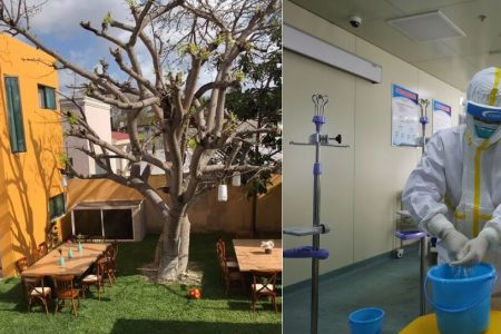 Por Covid-19, hotel meridano ofrece alojamiento gratis a personal de salud