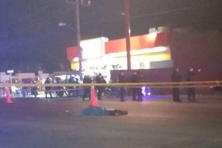 Carroza fúnebre atropella y mata a un transeúnte en Los Naranjos Kanasín