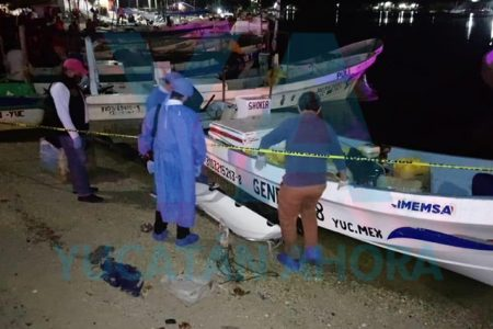 Muere por descompresión un pescador en Celestún