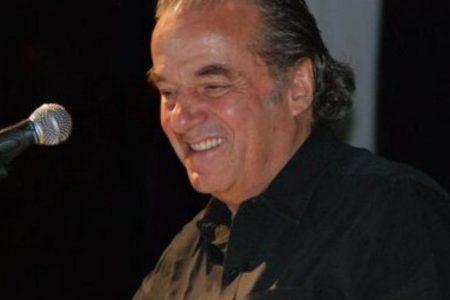Contrae Covid-19 el cantante, compositor y acto Óscar Chávez, el Caifán Mayor