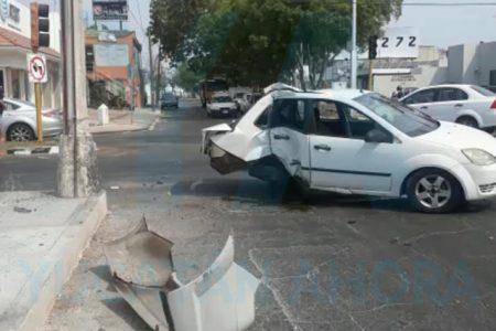 Disminuyen 60 por ciento los lesionados en accidentes; hay menos autos en las calles