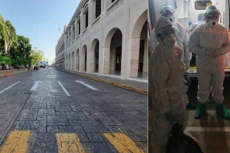 Salud reporta 53 casos de Covid-19 en Yucatán: cinco están hospitalizados