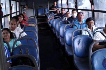 Sancionan a vehículos de transporte público que no cumplen prevención del Covid-19
