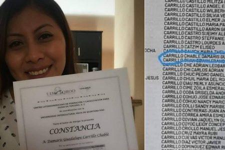 Cesan a directora de Turismo de Tekax por registrarse en el seguro de desempleo