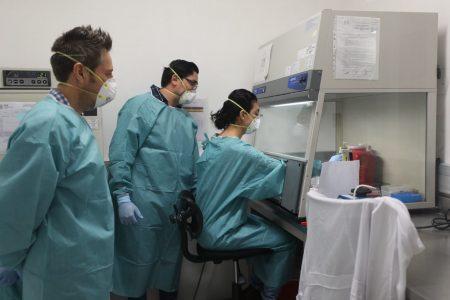 Harán en Yucatán pruebas para detectar Covid-19 en menos tiempo