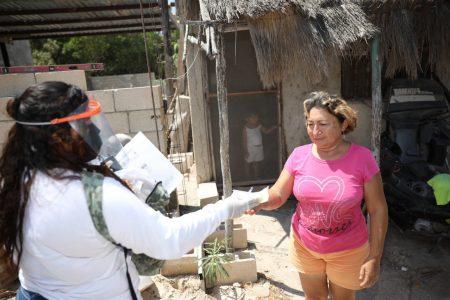 Nos hacía mucha falta esta ayuda: pescadores yucatecos en tierra por el Covid-19