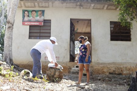 Familias yucatecas han tenido que racionar la comida por el Covid-19