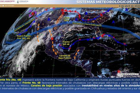 Mérida será un infierno a 41 grados este lunes de cuarentena