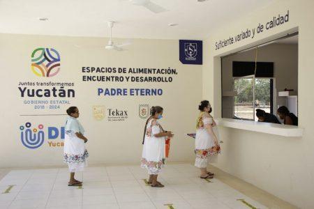 Ante la crisis económica del Covid-19, reactivan comedores comunitarios en Tekax