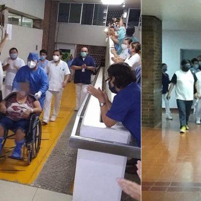 Historia de éxito contra el Covid-19 en el hospital Juárez del IMSS