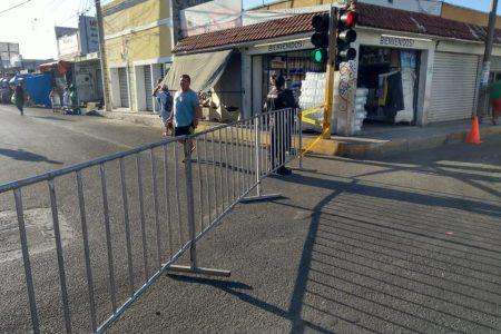 Hospitalizan con síntomas de Covid-19 a un policía de Kanasín