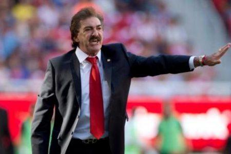 Ricardo La Volpe dirigió a cuatro futbolistas yucatecos en la Primera División