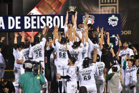 La Liga Mexicana de Béisbol volvería a los torneos cortos por el Covid-19