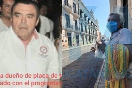 En Yucatán, los ricos también lloran… por seguro de desempleo