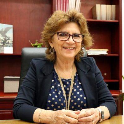 Diagnostican con Covid-19 a la secretaria de Gobierno, María Fritz