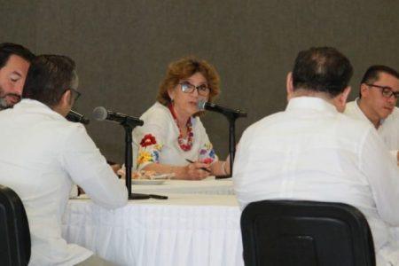 Vence al Covid-19 María Fritz, secretaria de Gobierno de Yucatán