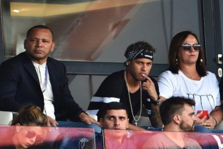 Relación fallida de su madre destapa otra vez el ambiente tóxico alrededor de Neymar