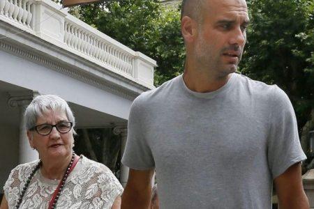 La madre del entrenador Pep Guardiola, víctima mortal del Covid-19
