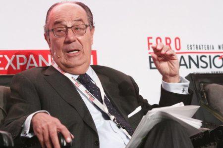 Tras contagiarse de Covid-19, fallece Jaime Ruiz Sacristán, presidente de la Bolsa Mexicana de Valores