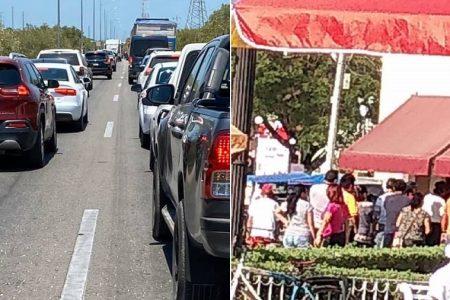 Cuarta semana de Covid-19 en Yucatán: muertes al alza, calor infernal y gente queriendo salir de casa