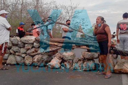 Molestos vecinos cierran camino a Sahé: si Kekén no le teme al Covid-19, nosotros sí