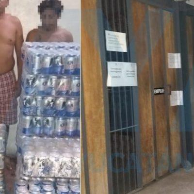 Los ilícitos que penaliza la Ley Seca en Yucatán