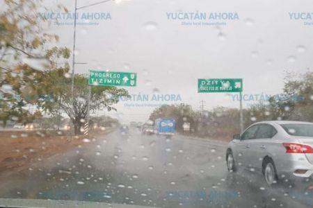 Pronostican tormentas en el oriente y sur de Yucatán por frente frío 58