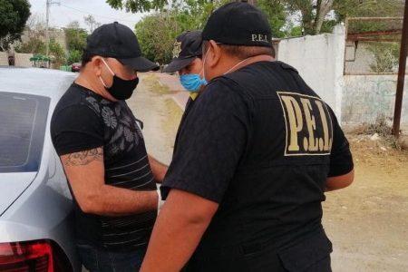 """Detienen a """"Tornado"""" por robo de despensas en Umán"""