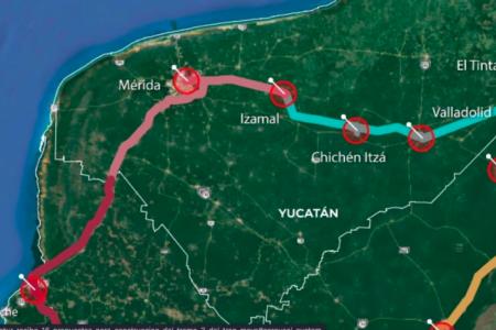 Inicia licitación para el tramo 3 del Tren Maya, de Calkiní a Izamal