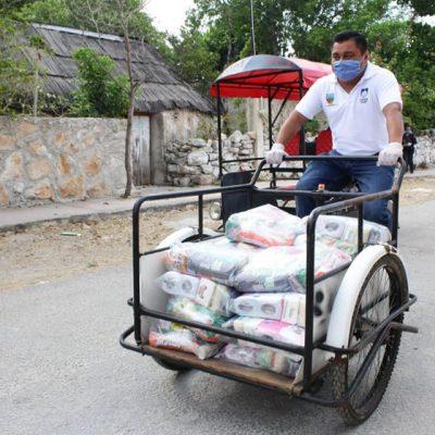 Toque de queda en Umán para prevenir nuevos contagios de Covid-19