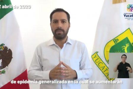 Por Fase 3, endurecen medidas contra el Covid-19 en Yucatán