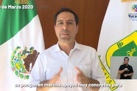 Nuevo mensaje de Mauricio Vila durante la pandemia de Covid-19 en Yucatán