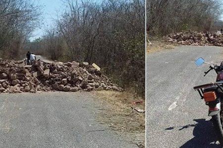 """Municipio yucateco se """"entierra"""" por temor al coronavirus Covid-19"""