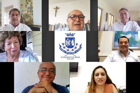 Ex alcaldes enriquecen propuestas para reactivar Mérida tras el Covid-19