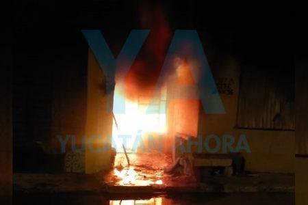 Se incendia su casa por un cortocircuito en su cablería sin mantenimiento