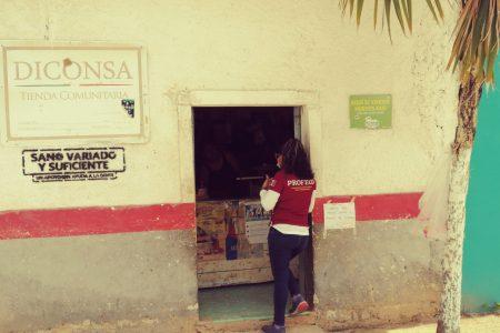 Profeco verifica precios y abasto en tiendas de municipios yucatecos