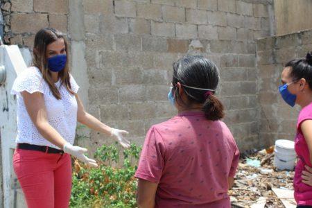 Recurre Cecilia Patrón a la Profeco para defender a afectados de la CFE