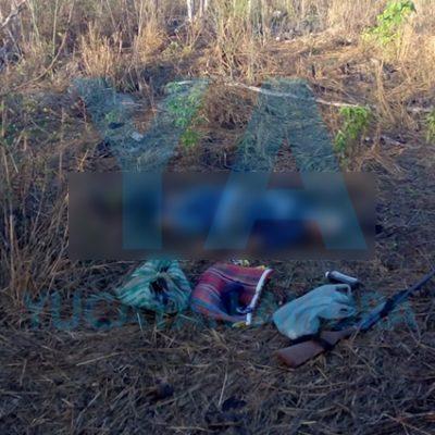 Mata de dos disparos a su compañero de caza tras confundirlo con un venado