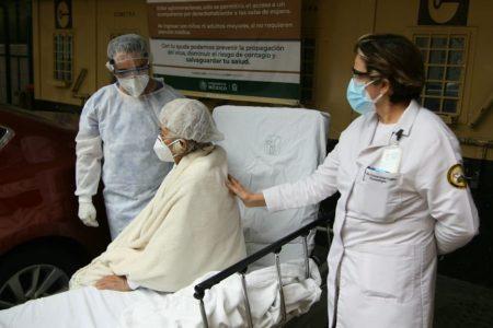 Lunes con cinco muertos por Covid-19: ya 110 defunciones en Yucatán 1,164 contagios