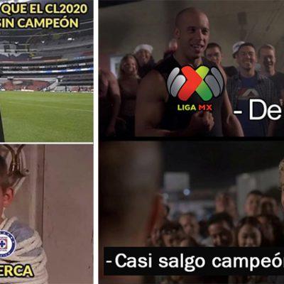 """Este año no """"será el bueno"""" para el Cruz Azul con la cancelación del Clausura 2020"""