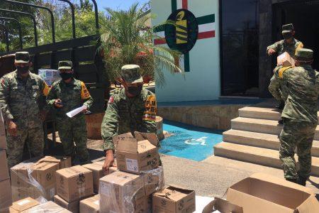 Aplicarán en Quintana Roo Plan DN-III para atender casos de Covid-19