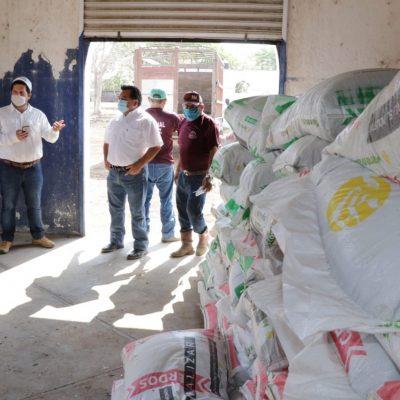 Gobierno del Estado sigue apoyando al sector ganadero en la temporada de sequía