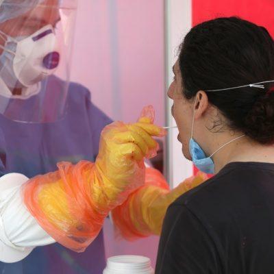 Con unidades de monitoreo en hospitales cortan cadenas de contagio de Covid-19