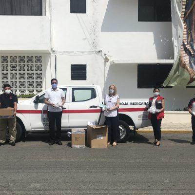 Arquidiócesis de Yucatán apoya a la Cruz Roja Mexicana