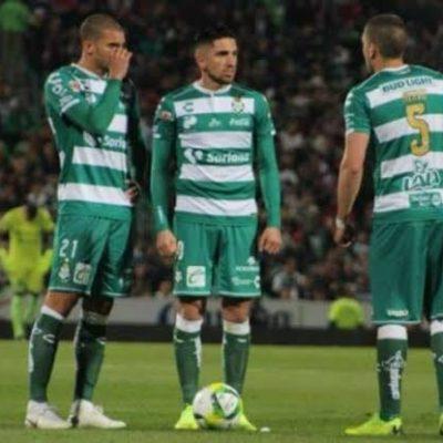 Cancelación en puerta en la Liga MX: ocho jugadores del Santos tienen Covid-19
