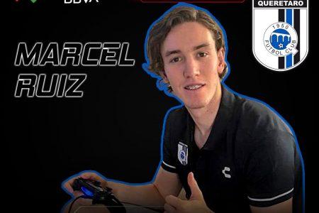 El yucateco Marcel Ruiz les da su primera victoria a los Gallos del Querétaro