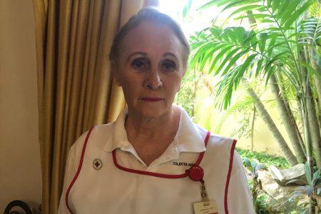 Cruz Roja Mexicana Delegación Yucatán hace un llamado para respetar al personal de salud