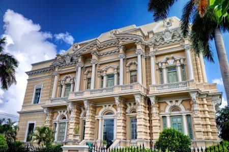 El Palacio Cantón se une a la fiesta mundial de los museos