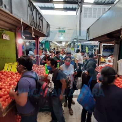 Yucatán, entre los estados que han aumentado su movilidad en estos días
